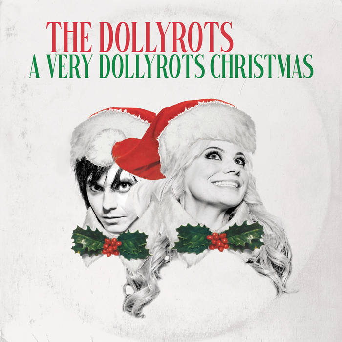 """A Very Dollyrots Christmas"" CD"