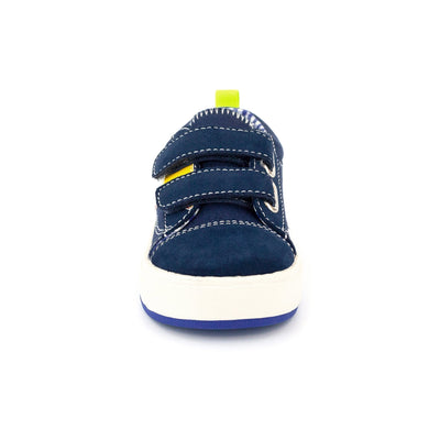 Zutano Shoe Archie Flame Double V Kids Shoe
