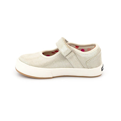 Charlotte Mary Jane Shoe - Natural