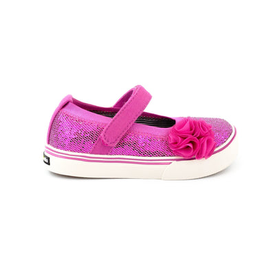 Dazzle Mary Jane Shoe - Azalea