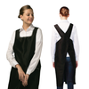 Water Repellent Crossover Apron