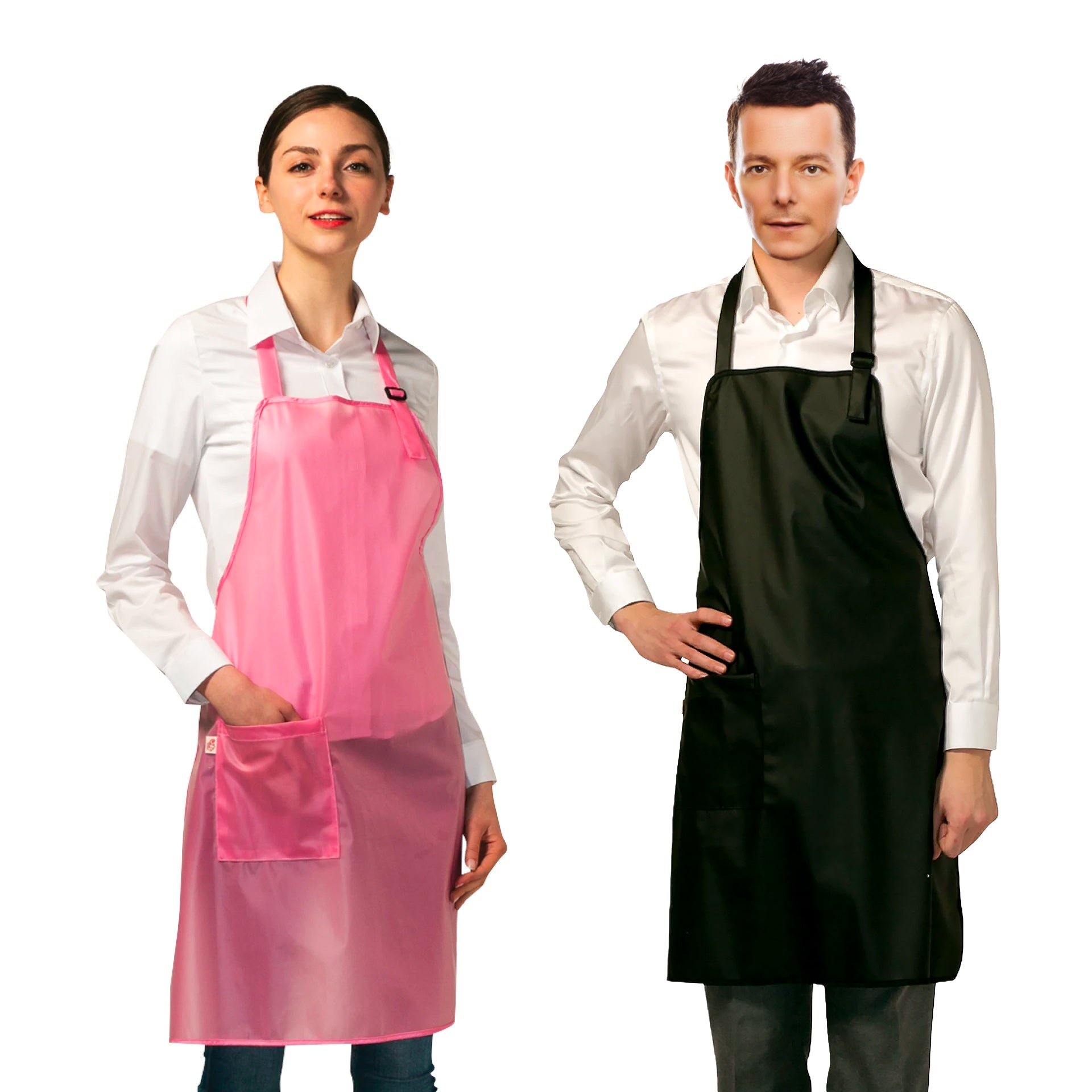 Waterproof Apron | One Pocket Bib Apron