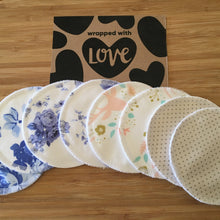 Load image into Gallery viewer, Reusable Nursing / Breast Pads - Prints
