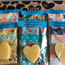 Load image into Gallery viewer, DIY Beeswax Wraps Kit