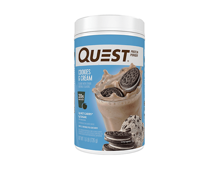 Protein Powder - Cookies & Cream