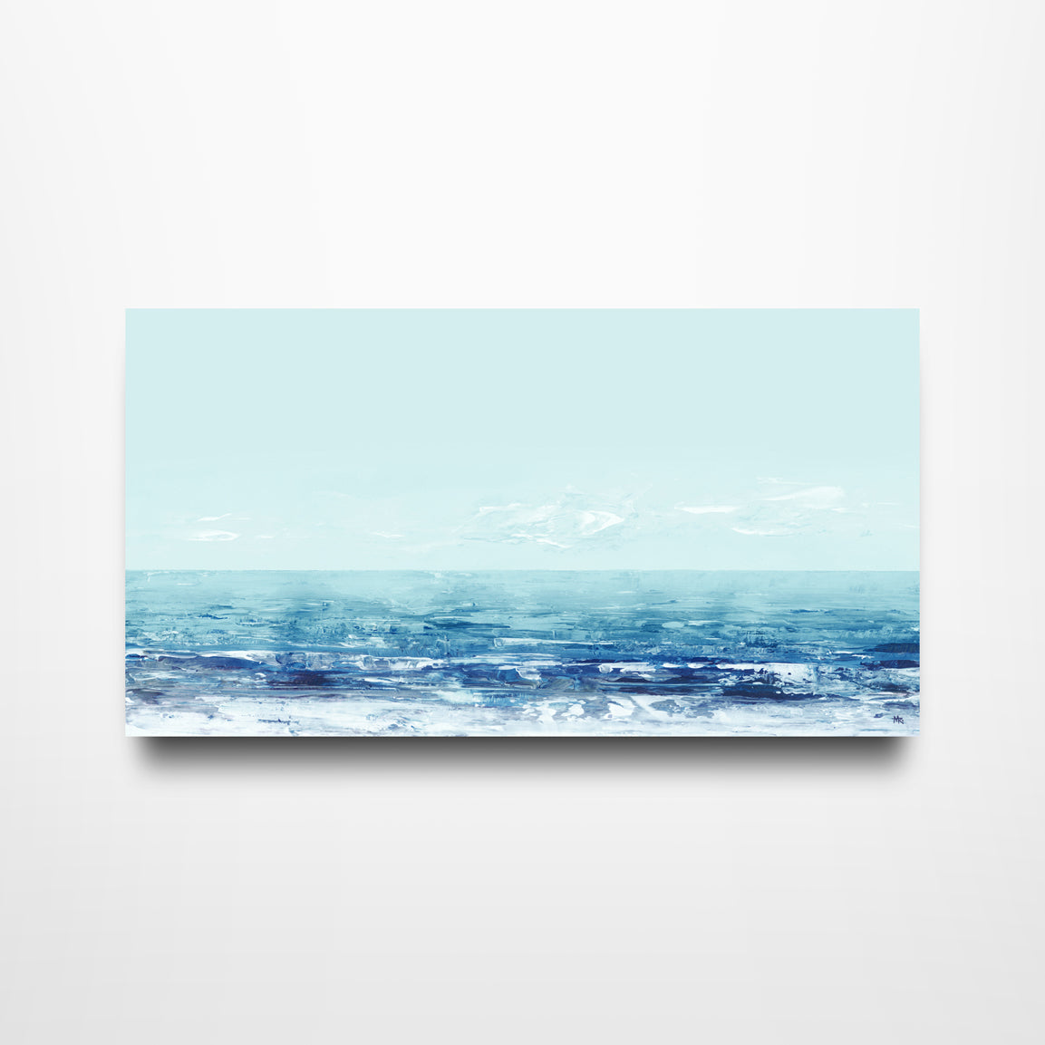 Cool Breeze - Canvas Print