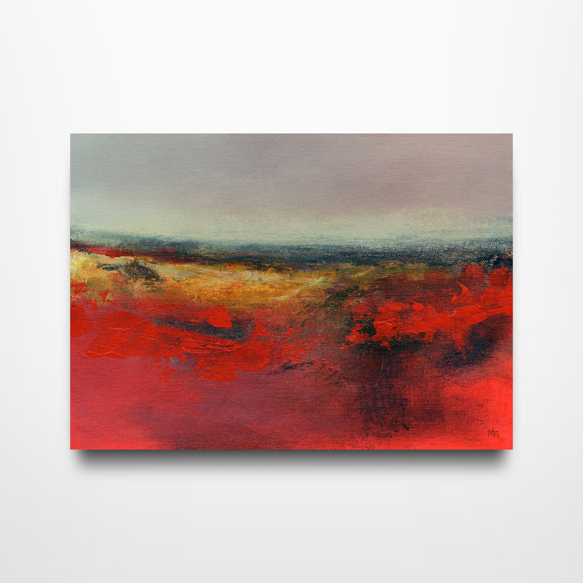 Murky Madron Carn - Canvas Print