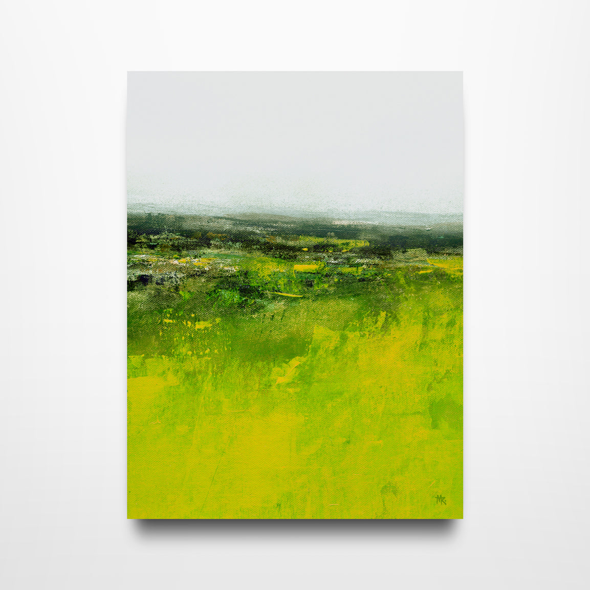 Near Nancledra - Canvas Print