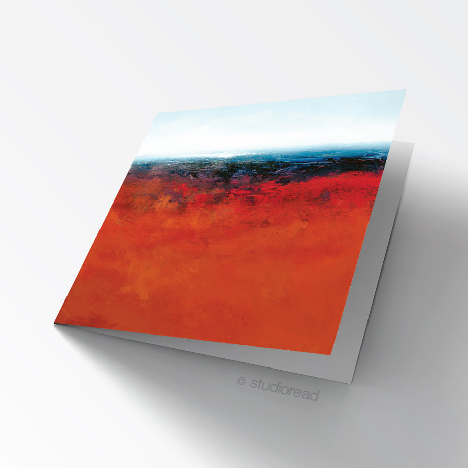 Home In The Distance - Art Card