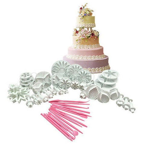 47pcs Sugar paste Bundle
