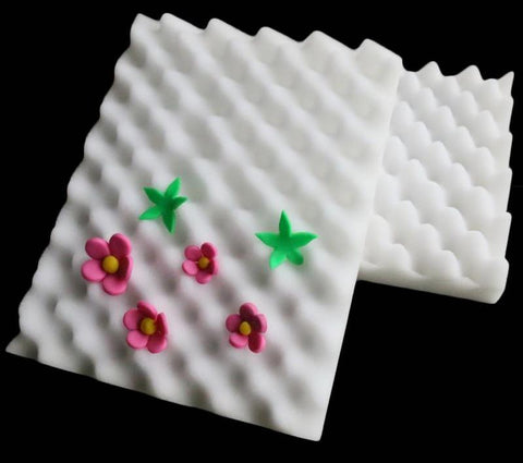 2pc Flower Foam Drying Tray