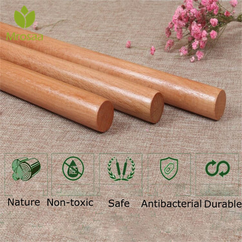 Wooden Rolling Pins - 5 sizes