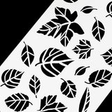 Leaves Cake Stencils