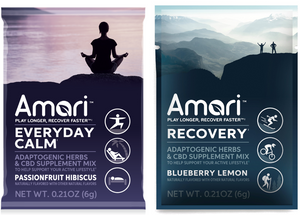 Amari 3 Packet Trial Packs! - Experience Amari for Yourself!