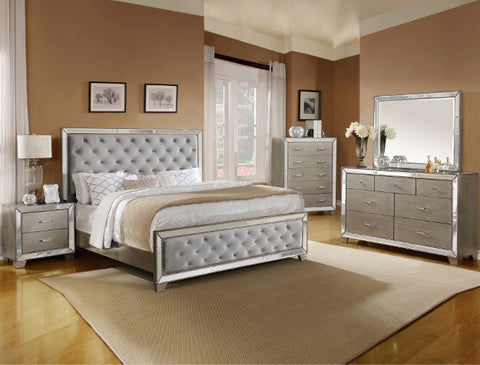 SETB7680 COSETTE BEDROOM GROU