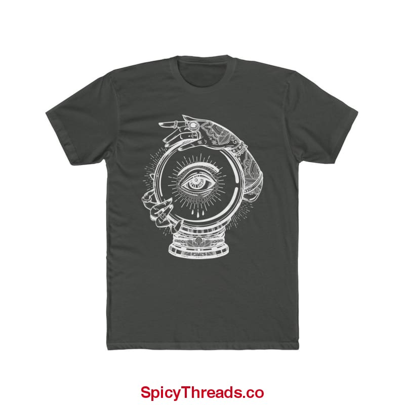 Gypsy Sight Premium Tee - Solid Heavy Metal / Xs - T-Shirt