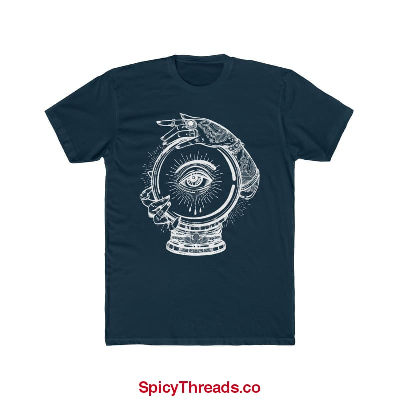 Gypsy Sight Premium Tee - Solid Midnight Navy / Xs - T-Shirt