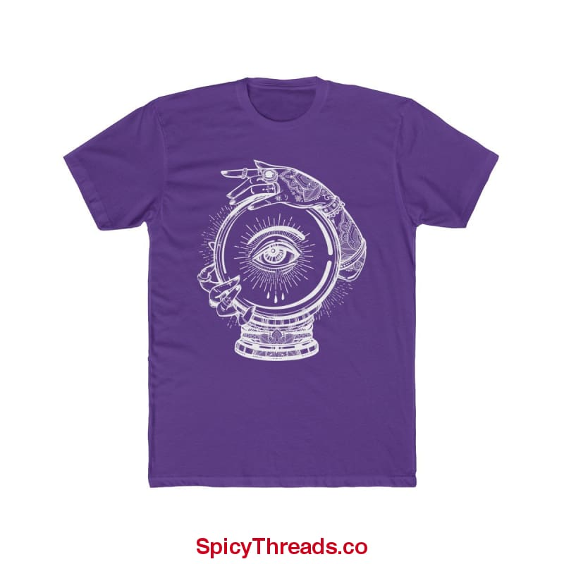 Gypsy Sight Premium Tee - Solid Purple Rush / Xs - T-Shirt