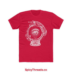Gypsy Sight Premium Tee - Solid Red / Xs - T-Shirt