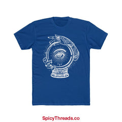 Gypsy Sight Premium Tee - Solid Royal / Xs - T-Shirt