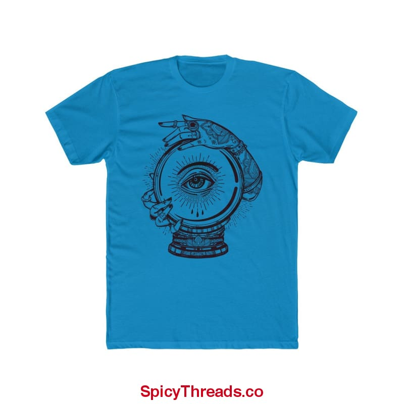 Gypsy Sight Premium Tee - Solid Turquoise / Xs - T-Shirt