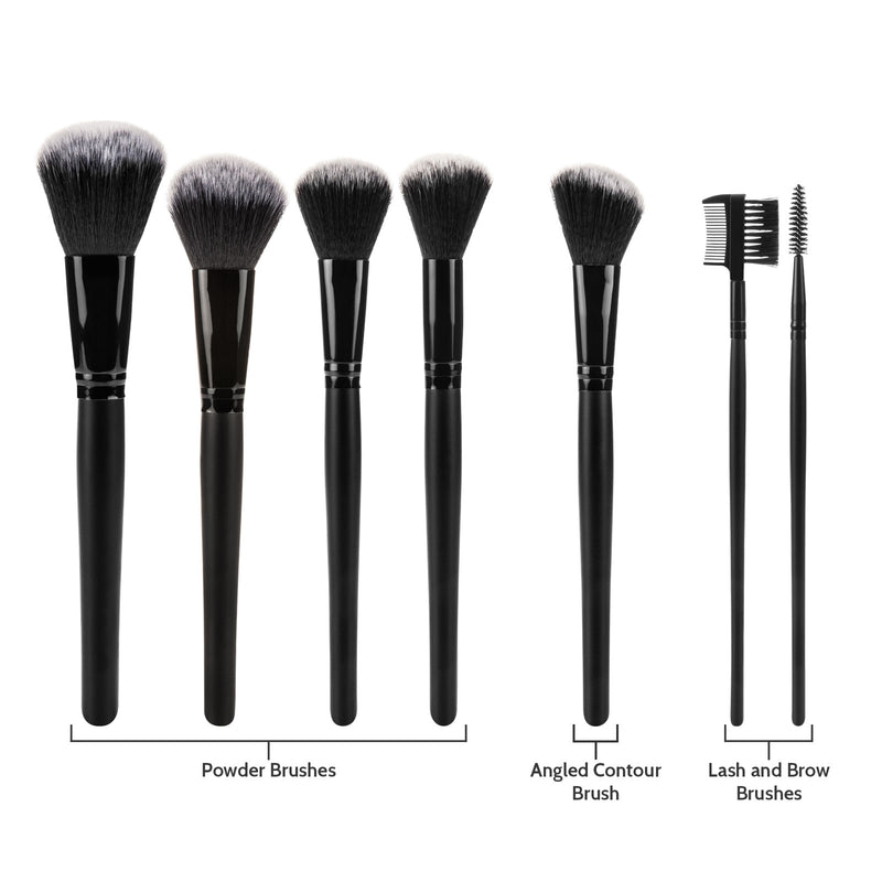 Savisto Make Up Brushes