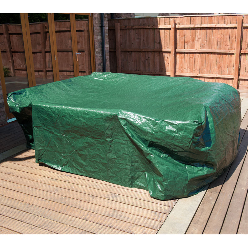 Savisto Rectangular Patio Cover
