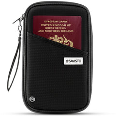 Savisto Grey Travel Organiser