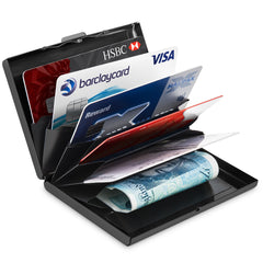 Metal RFID Blocking Wallet