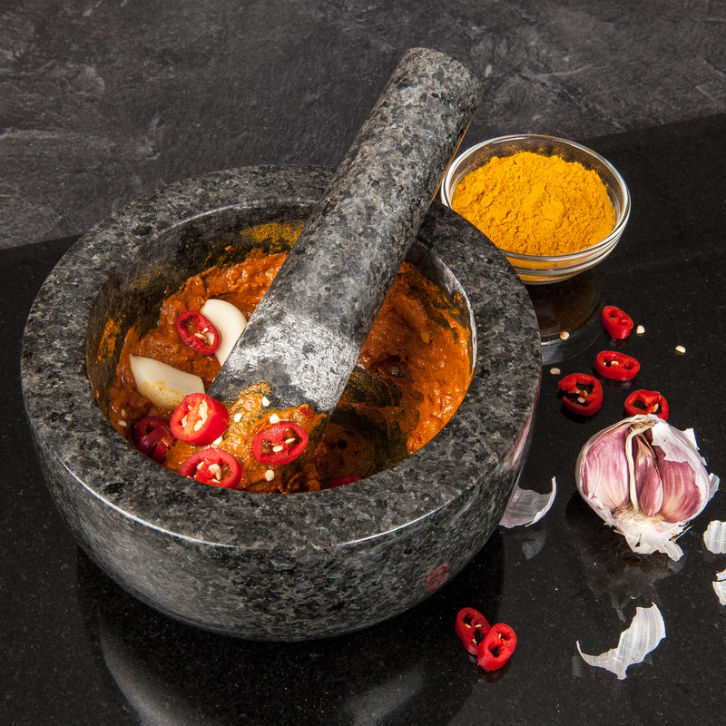 Granite Pestle & Mortar
