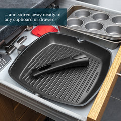 Savisto Non-Stick Griddle Pan