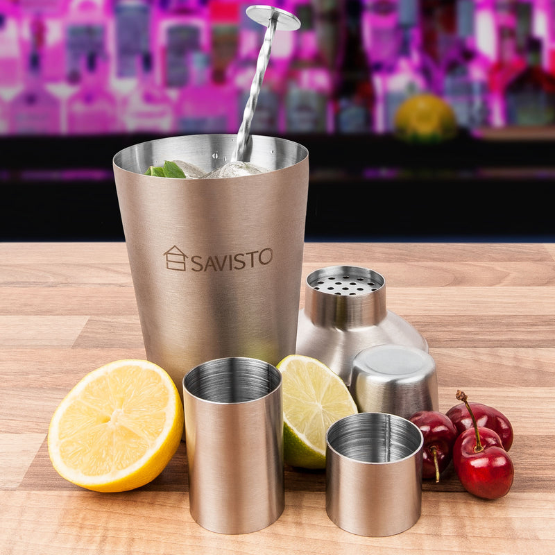 Savisto Manhattan Cocktail Set