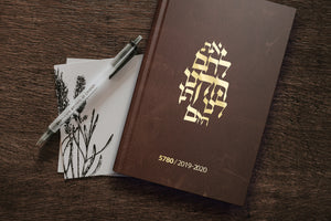 Daily Bread (5780/2020): A Messianic One-Year Bible Reading Journal
