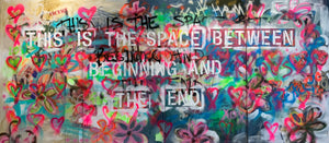 This Is The Space Between....