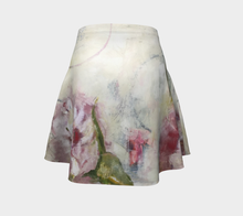 Load image into Gallery viewer, She Stands Strong Flare Skirt