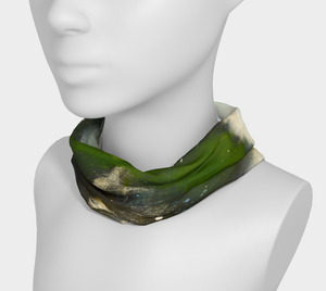 HH Green Tree Line Headband