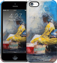 Load image into Gallery viewer, Green Tree iPhone Case