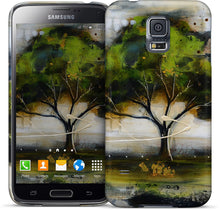 Load image into Gallery viewer, Knowing Tree Samsung Case