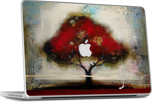 Dappled Blue MacBook Skin