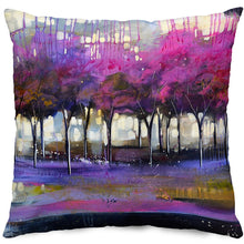 Load image into Gallery viewer, Hot Pink Throw Pillow Cover