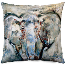 Load image into Gallery viewer, Tusker Throw Pillow Cover
