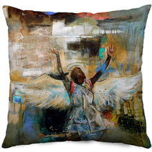 Load image into Gallery viewer, Taking Flight Throw Pillow Cover