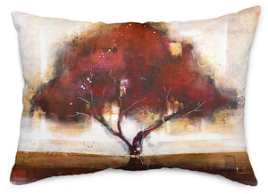 Romance Throw Pillow Cover