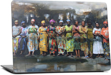 Load image into Gallery viewer, Tchukudu Women MacBook Skin