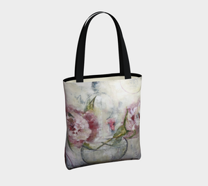 She Stands Strong Tote Bag