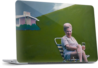 The Beehive MacBook Skin