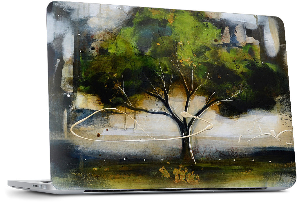 Knowing Tree MacBook Skin