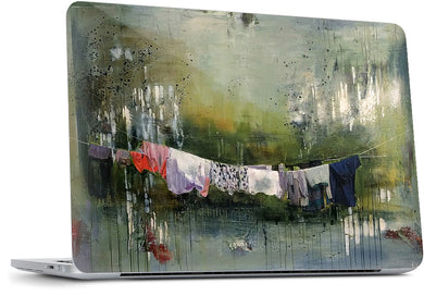 As If Under Water MacBook Skin