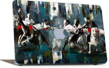 Load image into Gallery viewer, The Tug of War MacBook Skin