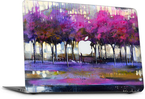 Hot Pink MacBook Skin